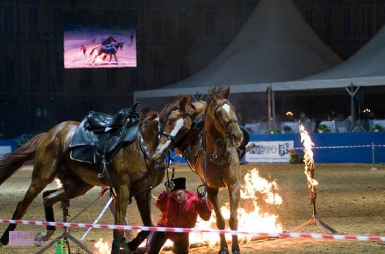 Джихана конная игра фото