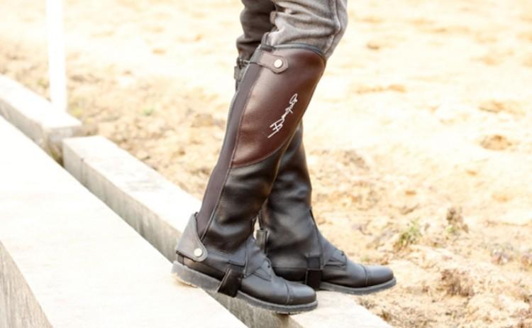 Краги для конного спорта
