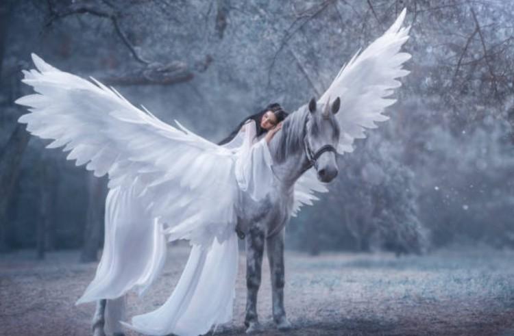 Предания и легенды о лошадях