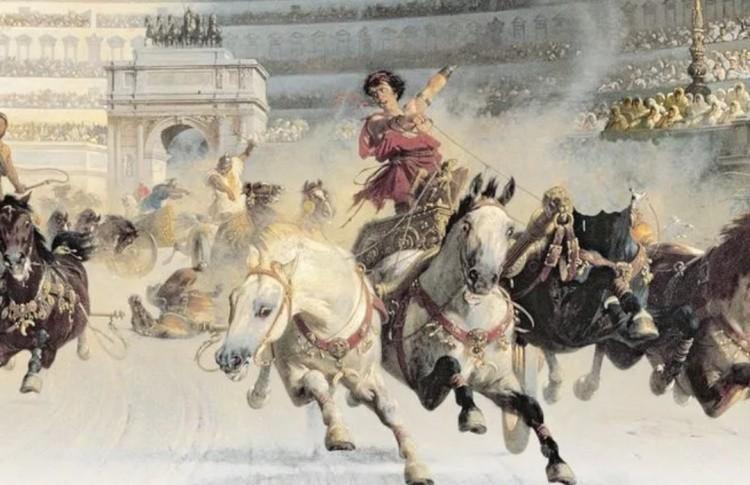 Зарождение конного спорта