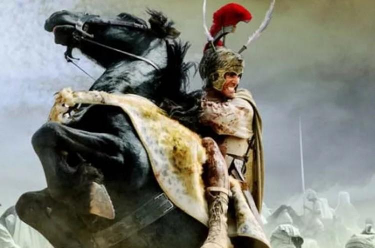 Знаменитые лошади конь Македонского